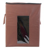 My Gift Booth Non-Woven Brown Storage Box