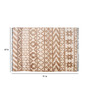 Naillac Area Rug 91 x 63 Inch in Brown by Amberville