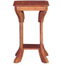 Barlow End Table in Honey Oak Finish by Amberville