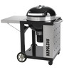 Napoleon Pro Charcoal Cart - A 57Cm Diameter Charcoal Kettle Cart