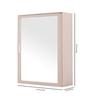 Navrang Ivory Acrylic Medium Cabinet