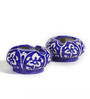 Neerja Pottery Blue Ceramic Ashtray