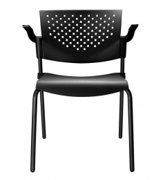 Nilkamal Butterfly Chair With Black Cushion