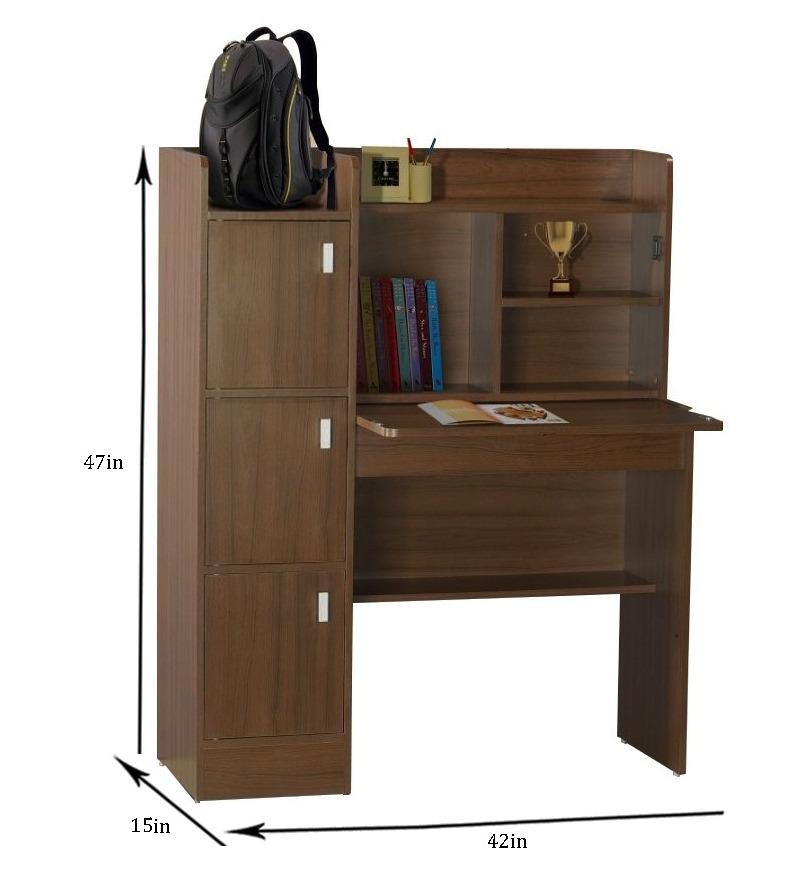 Study Table Furniture : nilkamal-winner-study-table---wenge-nilkamal-winner-study-table ...