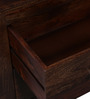 Edmonds Bed Side Table in Provincial Teak Finish by Woodsworth
