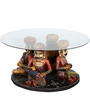Kalatva Hand Painted Coffee Table by Mudramark
