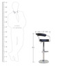 Nook Bar Chair in Black Colour by HomeTown