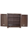 Novelty Compact Shoe Rack in Pearl Brown Colour by Cello