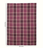 Obeetee Dark Berry Apple Wool 84 x 60 Inch Mulholland Carpet