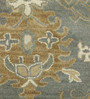 Obeetee Multicolour Wool 60 x 96 Inch Medallion Carpet