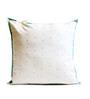 Olie Rain Dance Multicolour Cotton Hand Made Cushion Cover