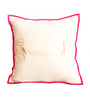 Olie Windsong Multicolour Cotton Hand Made Cushion Cover