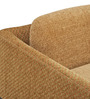 One Seater Sofa in Brown Colour by FurnitureTech