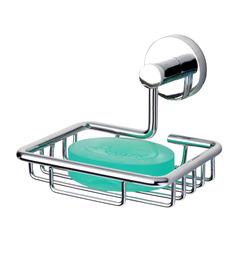 Krm Decor Silver Brass Bathroom Accessories 1 Pc