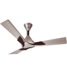 Orient Wendy 1200 Mm Topaz Gold And Brown Designer Ceiling Fan