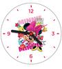 Licensed Minnie Digital Printed Analog Wall Clock