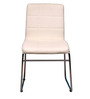 Oslo Chair in White Colour by Forzza