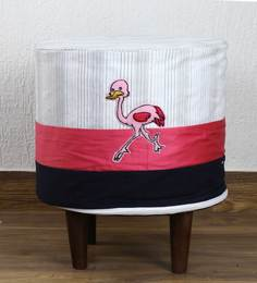 Ottoman In Multi-Colour By My Gift Booth - 1586661
