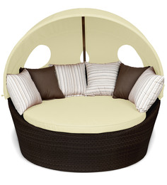 Outdoor Day Bed With Canopy By Svelte