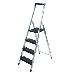 Ozone  Aluminium 4 Steps 4.7 FT Ladder