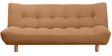 Palermo Sofa cum Bed in Camel Colour by Furny