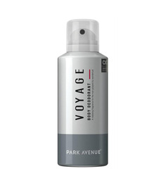 Park Avenue Voyage Deodorant For Men 150Ml Pack Of 2