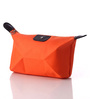 Packnbuy Plastic Orange Mini Cosmetic Pouch