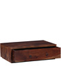 Brule Coffee Table in Provincial Teak Finish by Woodsworth