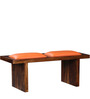 Winona Eight Seater Dining Set in Provincial Teak Finish by Woodsworth