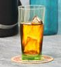 Pasabahce 290 ML Lime Green High Ball Whisky Glasses - Set of 6