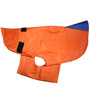 Pawzone Rain Coat for Dog in Orange (Size -18)