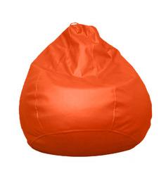 Pebbleyard Orange M Classic Bean Bag Cover