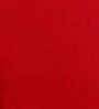 PIndia Red Polyester 84 x 48 Inch Solid Eyelet Door Curtain - Set of 2