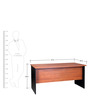 Pine Crest Admire Office Table 4 x 2 without drawers