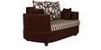 Polar Sofa Set (3 + 1 + 1 Seater) by ARRA