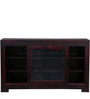Oakland Sideboard in Passion Mahogany Finish by Woodsworth