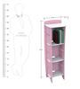 Princess Bookshelf by Elenza Legare
