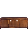 Peshtigo Entertainment Unit with 4 Drawers by Woodsworth