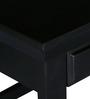 Mabton Solid Wood Study & Laptop Table in Espresso Walnut Finish by Woodsworth