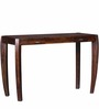 Dvina Study & Laptop Table in Provincial Teak Finish by Woodsworth