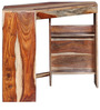 Elkhorn Study & Laptop Table in Natural Sheesham Finish by Woodsworth