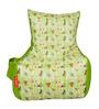 Purple Turtle Digital Printed Bean Chair Cover by Orka