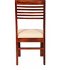 Winona Dining Chair in Honey Oak Finish by Woodsworth