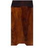 Freemont Shoe Rack in Honey Oak Finish by Woodsworth
