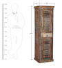 Miliyah Cabinet in Distress Finish by Bohemiana