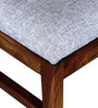 Stockton Dining Chair in Provincial Teak Finish by Woodsworth