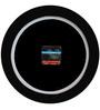 Rang Rage Polka Dots Handpainted Round Clock