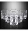 RCR Opera Collection 210 ML Rock Glasses - Set of 6
