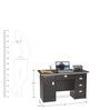 Recardo Office cum Study Table by Nilkamal