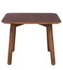 Rectangle Coffee Table Set in Brown & Grey Colour by Parin